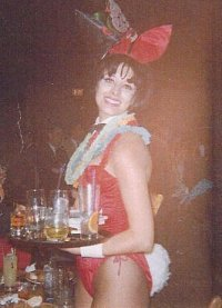 Bunny Geri, Hollywood Playboy Club - 1964 - 1969
