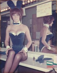 Bunny Olivia, Chicago Playboy Club - 1964 and 1965